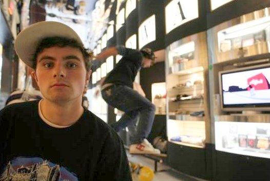 Matt Poliantites Boardwalk Boston Skate Shop Cropped