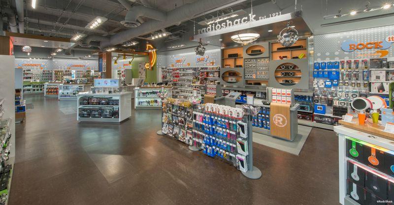 RadioShack New Store